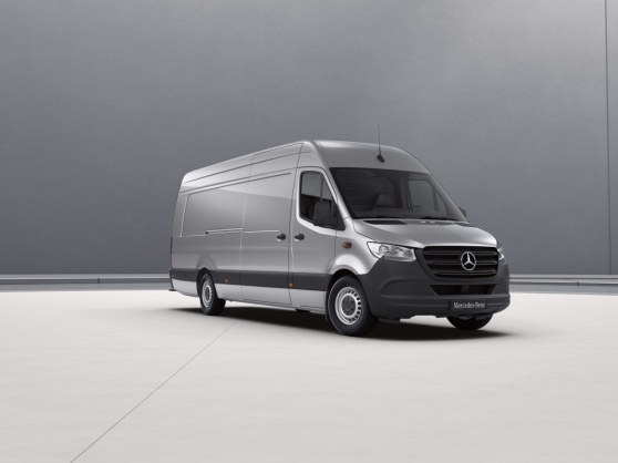 Mercedes-Benz Guides app for Sprinter 907/910